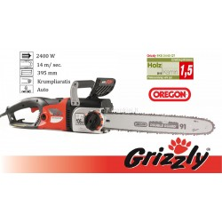 Grizzly EKS 2440 QT elektrinis grandininis pjūklas 2400W
