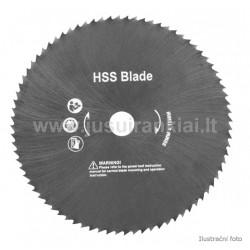 HECHT 001060D pjovimo diskelis aliuminiui, įrankiui HECHT 1066