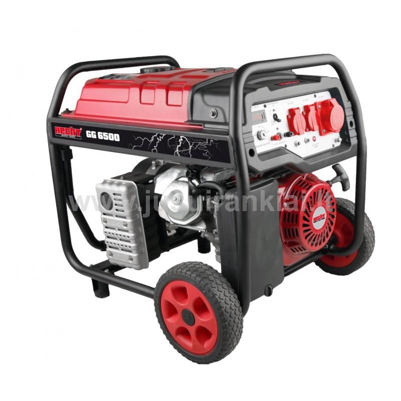 HECHT GG 6500 el. generatorius 5000 W