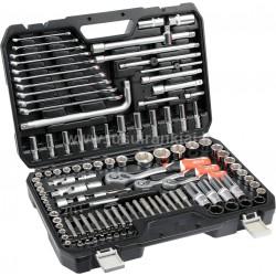 YATO CrV 128 vnt. įrankių rinkinys