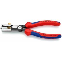 Kabelių nužievinimo įrankis STRIX su žnyplėmis 10mm2, Knipex
