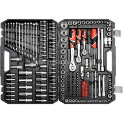 YATO CrV 216 vnt. įrankių...