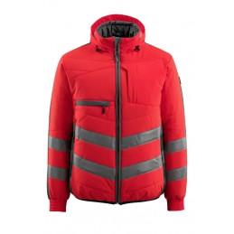 Žieminė striukė Dartford, raudona/pilka M, Mascot