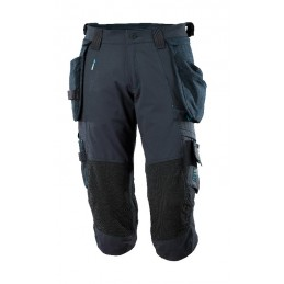 ¾ ilgio kelnės, su kišenėmis-dėklais Advanced, t.mėlyna C52, Mascot