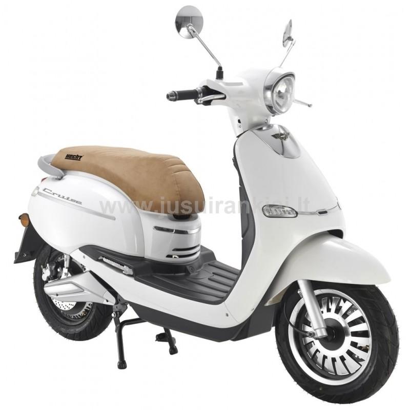 HECHT CITIS-WHITE elektrinis motoroleris 3000 W