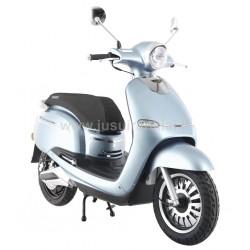 HECHT CITIS-SILVER elektrinis motoroleris 3000 W