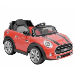 MINI HATCH RED...