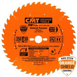 Diskas pjovimo 165x1.7x20(+15,87) Z24 HM, CMT