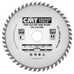 Diskas pjovimo 210x2,8x30 Z48 15ATB HM, CMT