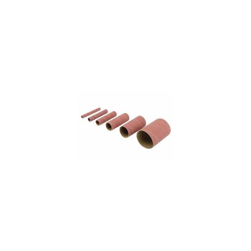 Cilindro formos šlifavimo popierius 38 mm K80 3vnt. OSM100/600, Scheppach