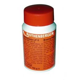 Kieto litavimo pasta LP 5, DIN 29454,160g, Rothenberger