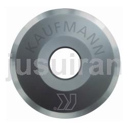 KAUFMANN ratukas 22x1,5mm. glazuruotų plytelių pjaustymo prietaisui
