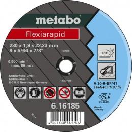 Pjovimo diskas 125x1,6mm...