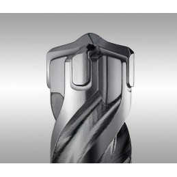 Grąžtas SDS-Plus pro 4 premium, 12x160 mm, Metabo
