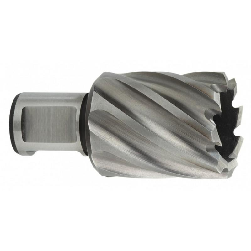 HSS gręžimo karūna metalui 13x30 mm Weldon 19 mm, Metabo