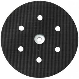 Padas Veclro 150 mm 6 skylės minkštas SXE 450, Metabo