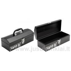 Dėžė įrankiams, metalinė Yato