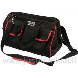 Krepšys įrankiams, su 16 kišenių Yato YT-7433