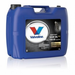 Transmisinė alyva HD GEAR OIL PRO 75W80 LD 20L, Valvoline