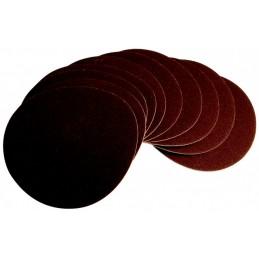 Šlifavimo diskas 150mm, G80, 10 vnt. BTS 800 / 900, Scheppach