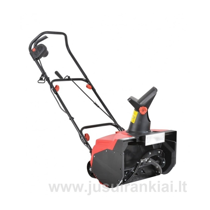 HECHT 9181E sniego valytuvas elektrinis 1,8 kW