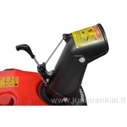 HECHT 9036 sniego valytuvas benzininis 3,5 AG / 2,61 kW