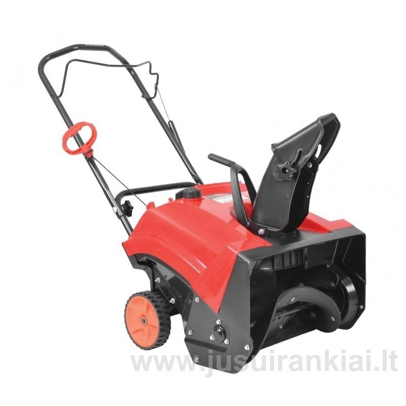 HECHT 9123 sniego valytuvas benzininis 4,0 AG / 3,0 kW