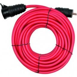 Prailgintojas elektros 20m. 230V. IP44 izoliazija 3x2,5mm2 YATO YT-8100