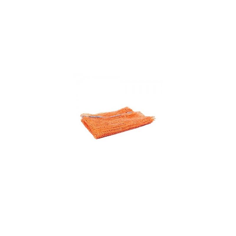 Maišas nertas daržovėms 35x50cm. oranžinis 5kg.