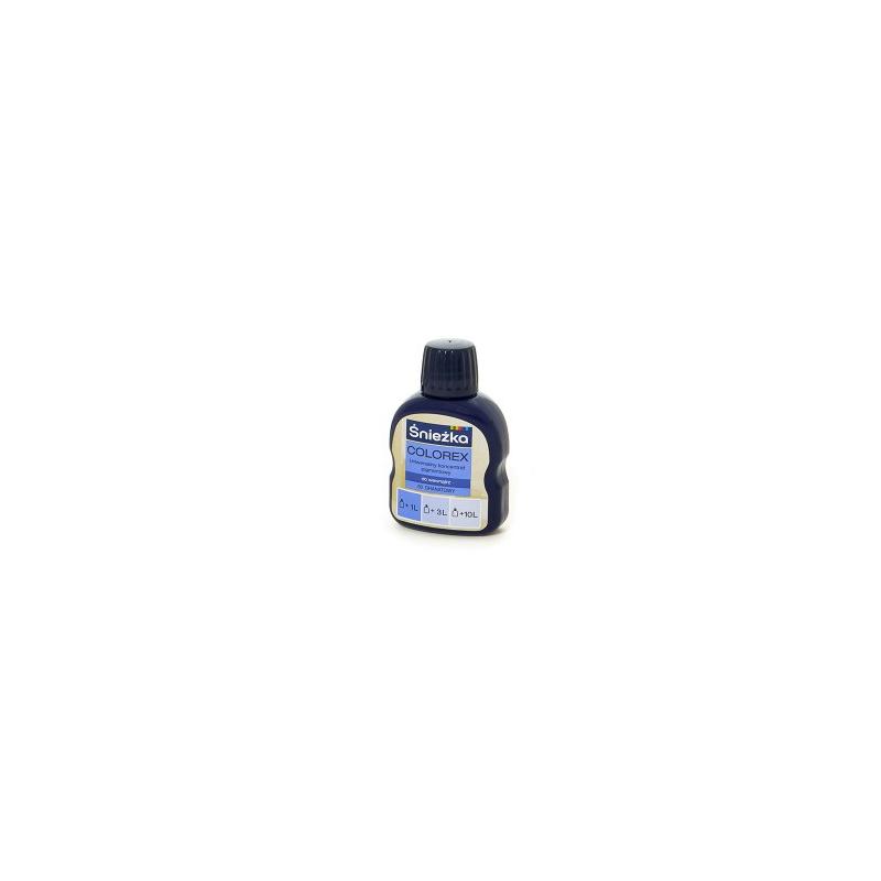 Pigmentas 100ml. COLOREX mėlynas tamsiai N50, SNIEŽKA