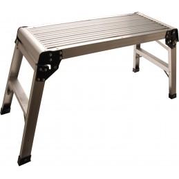 Darbinė platforma 76x300x495cm. sulankstoma