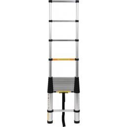 Kopečios 3,8m. teleskopinės, aliuminės VOREL Y-17701