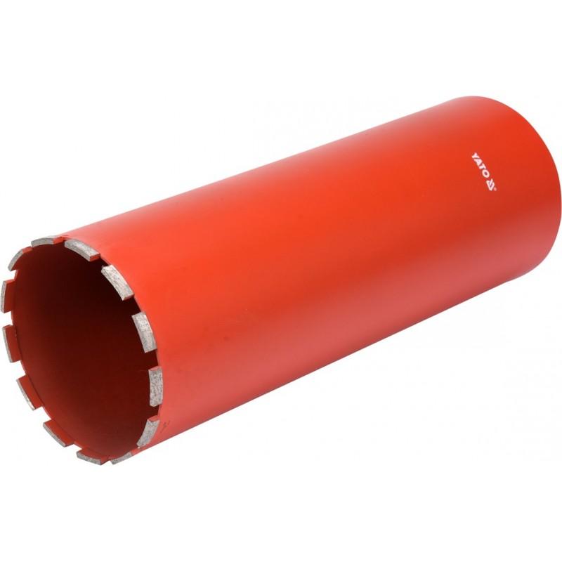 """Gręžimo karūna Ø152mm. L-430mm. sausam ir šlapiam gręžimui, antgalis 1 1/4"""" YATO YT-60378"""