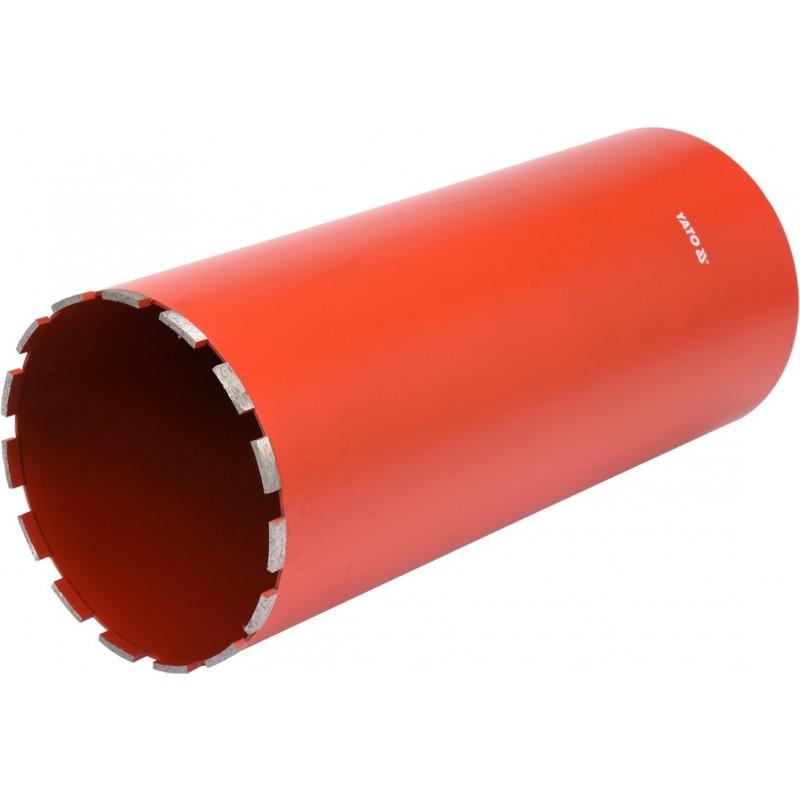 """Gręžimo karūna Ø182mm. L-430mm. sausam ir šlapiam gręžimui, antgalis 1 1/4"""" YATO YT-60379"""