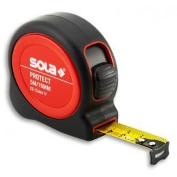 Ruletė 5m.x25mm. su magnetiniu galu PROTECT SOLA PE525