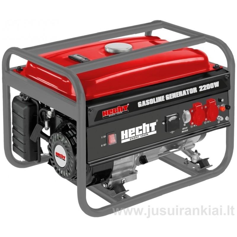 HECHT GG 2500 elektros generatorius 2200W