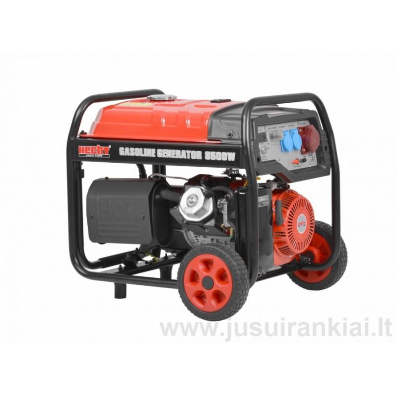 HECHT GG 10000 elektros generatorius 8500W