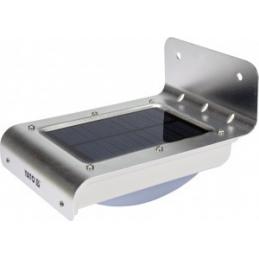 Šviestuvas įkraunamas saulės energijos 16SMD LED YATO YT-81855