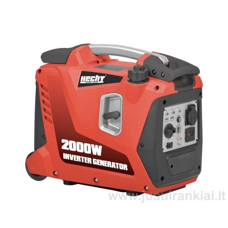 HECHT IG 2200 elektros generatorius 2000W