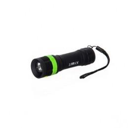 Žibintuvėlis reguliuojamas LED, 120x29mm.