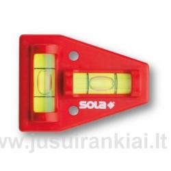 Gulsčiukas K5, plastikinis dviejų lygių SOLA