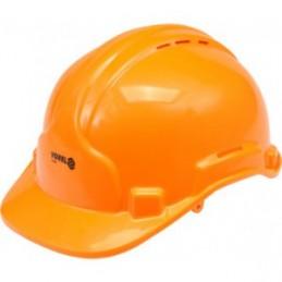 Šalmas statybinis IIkl. oranžinis, 50-56 dydis VOREL Y-74197