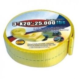 Diržas buksirinis 11.4T, 75mm.x5m. TH63310