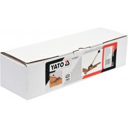 Spaustuvas laminatui ir parketui kloti YATO YT-37317