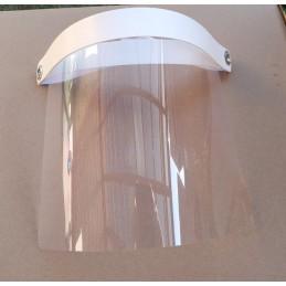 Apsauginis skydelis iš PVC skaidraus plastiko