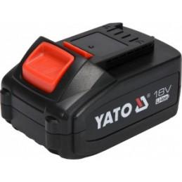 Akumuliatorius 18V, 3Ah YATO YT-82843
