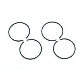Žiedai Ø45mm. stumokliui 52cm3, 2kompl. grandininiam pjūklui ZPIL0035