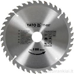 Diskas 210x30/3,2mm....