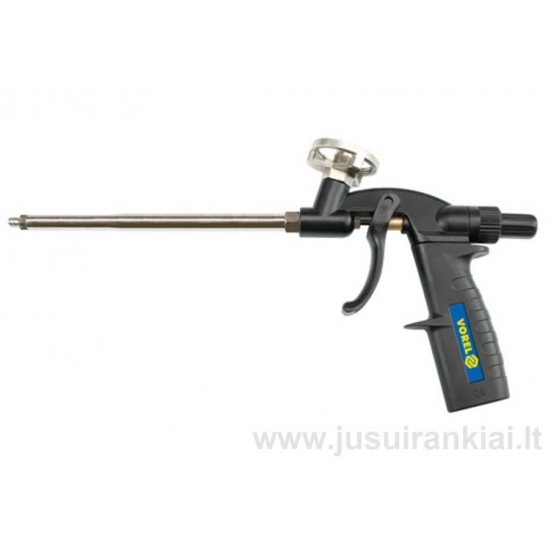 Pistoletas montažinėms putoms Profi VOREL 09170