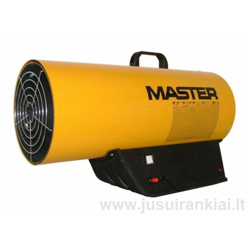 Master BLP 53ET 53kW šildytuvas dujinis